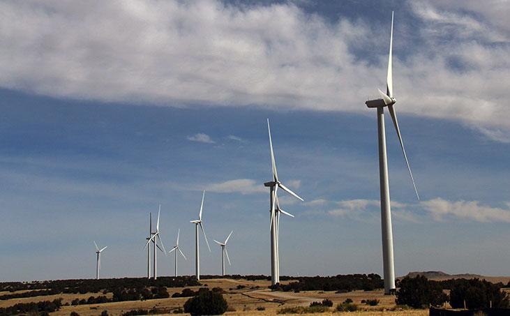 Colorado Peak View Wind Project
